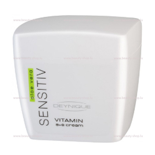 Aloe Vera Vitamin A+E Cream, 200 ml