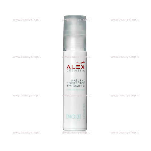 Natural Corrector N° 3 + Vit C, 50 ml
